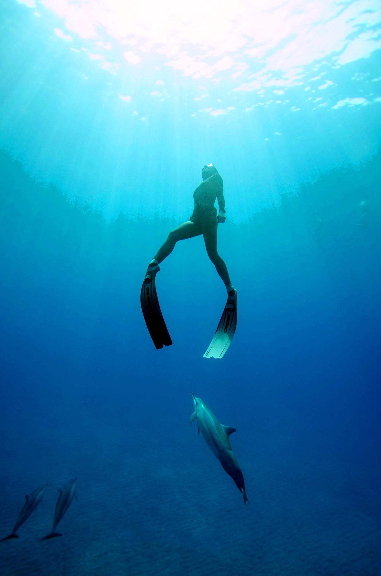ZAJĘCIA FREEDIVINGU- wstrzymaj oddech pod wodą