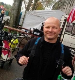 Krzysztof Paluch z miasta Kraka