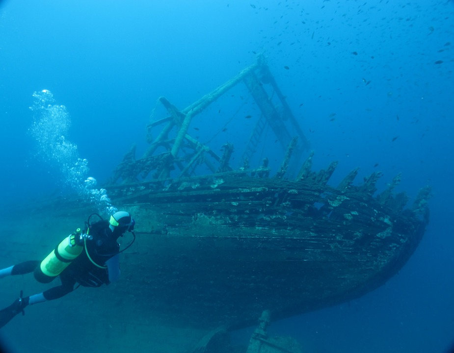 wreck dicer firstdive